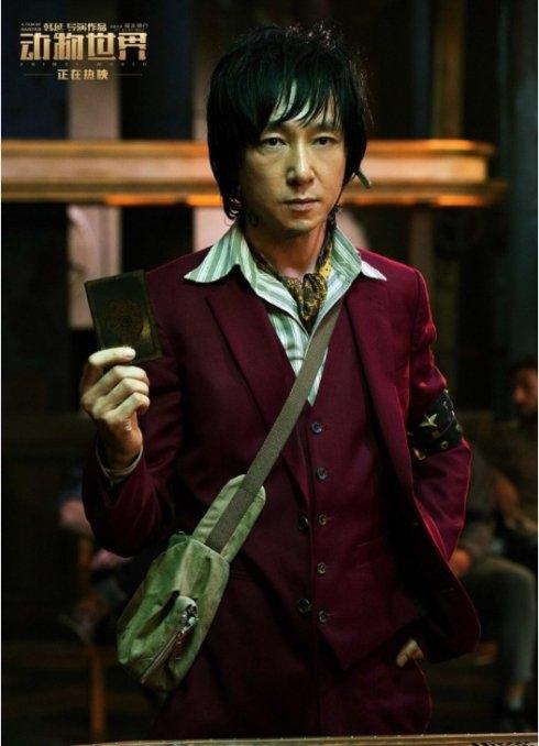 邓超王凯的恩师,创业时代刚收官,他又凭《将夜》亲王李沛言抢镜