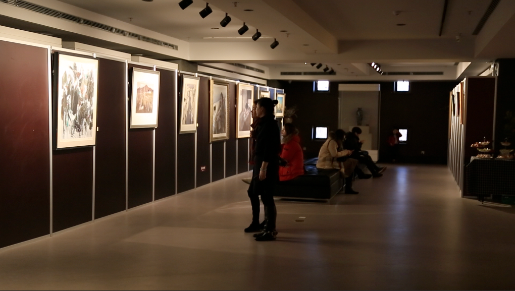 无问东西丨中法当代绘画艺术交流展在京开幕