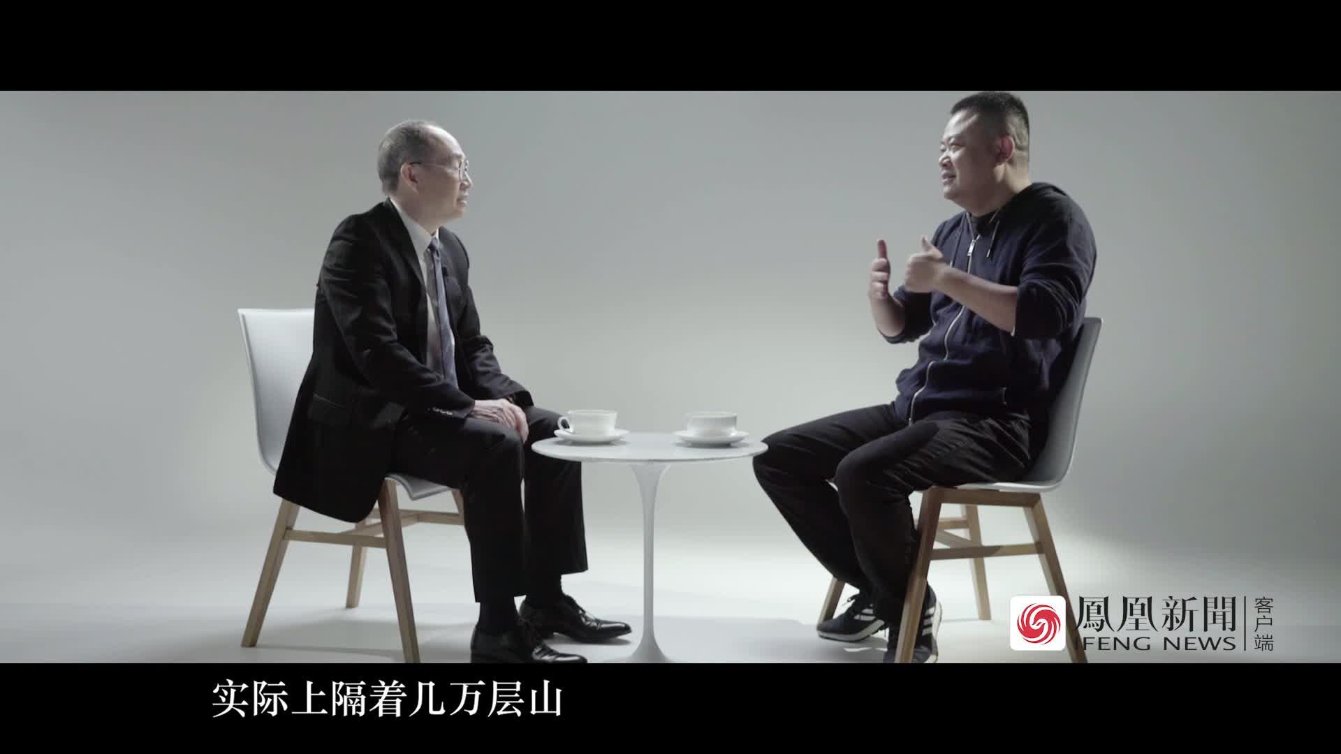 潘谈 | 陈晓卿坦白:我曾在微博开小号 但感觉自己很分裂