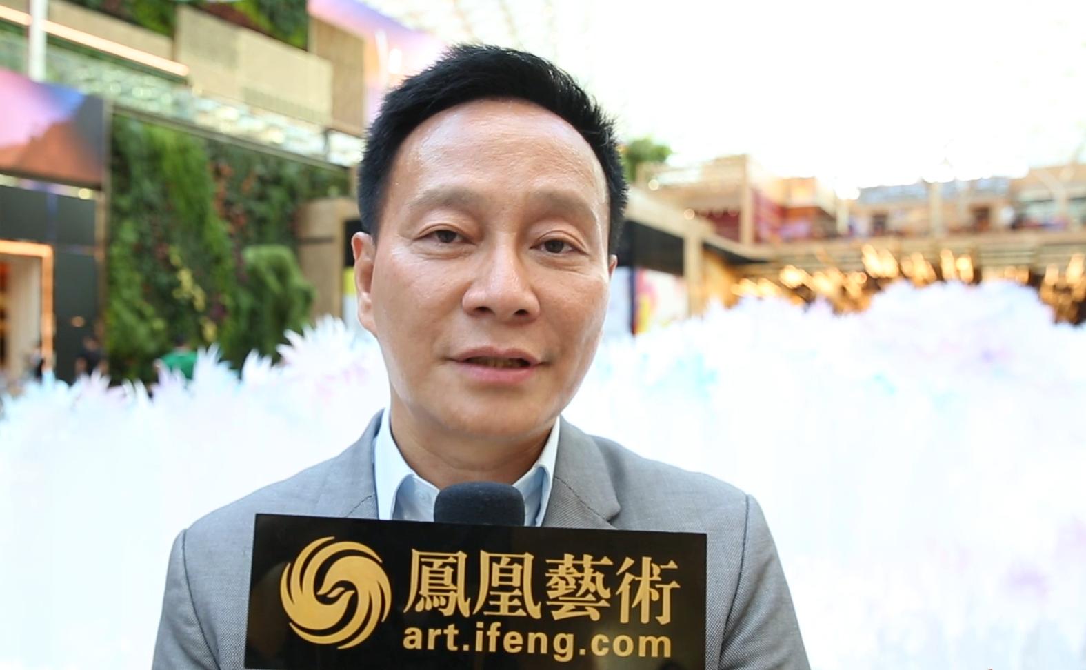李伟民:相信未来十年内地与港澳有更多的文化艺术合作