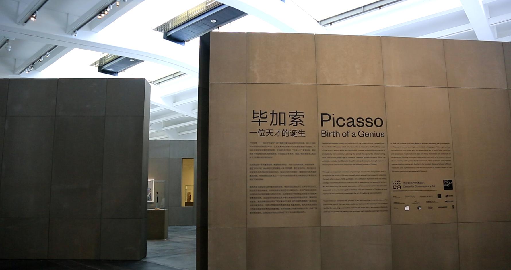 有盐看展团带你看展|毕加索——一位天才的诞生