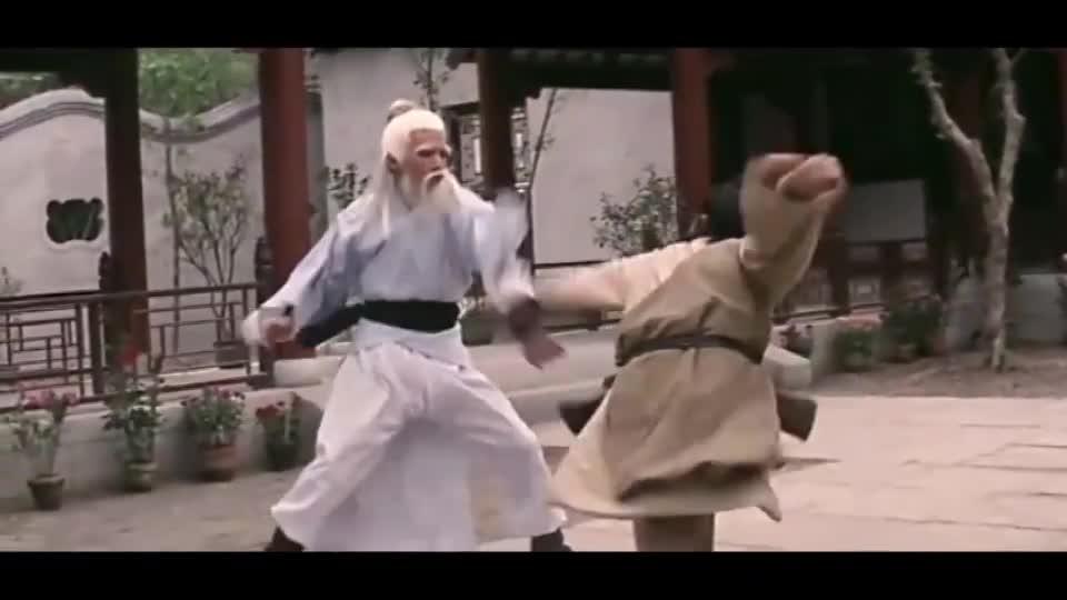 电影逼_中国最牛逼的动作电影 部部都有他:袁八爷