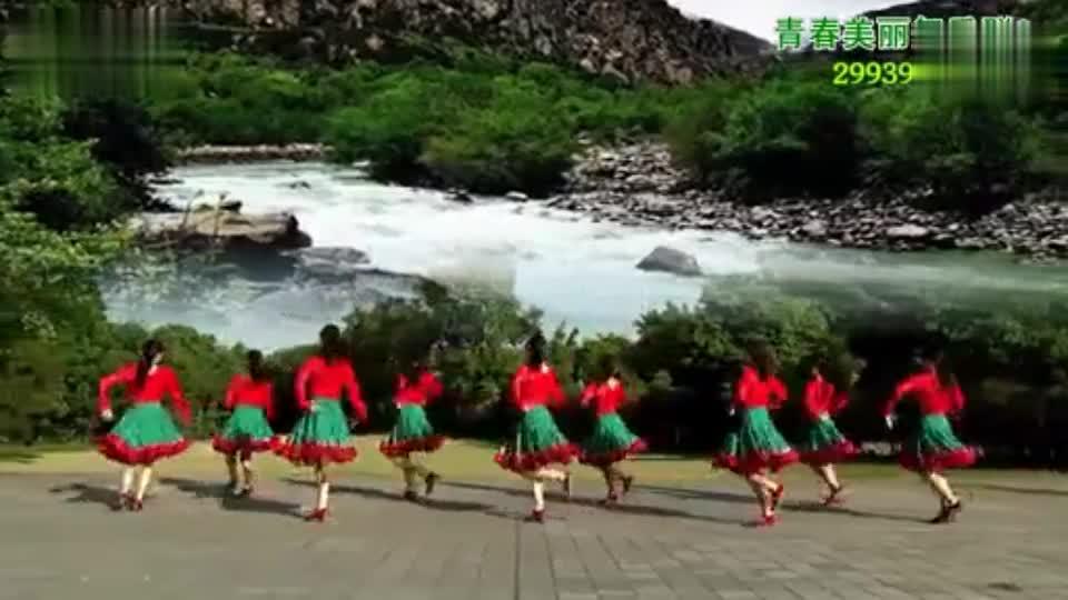 张春丽广场舞《忘不了曾经的你》