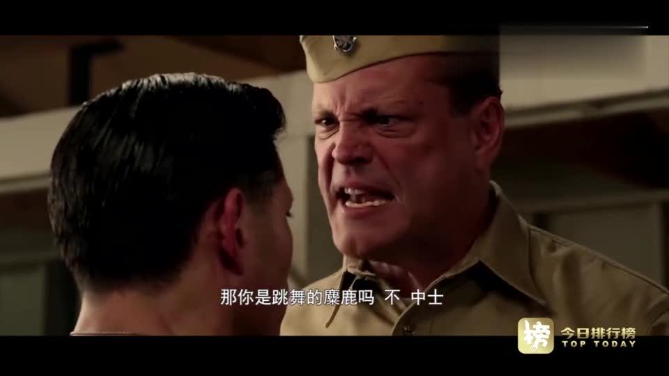 大龙唠电影:他不带武器上战场 却成美军救世主