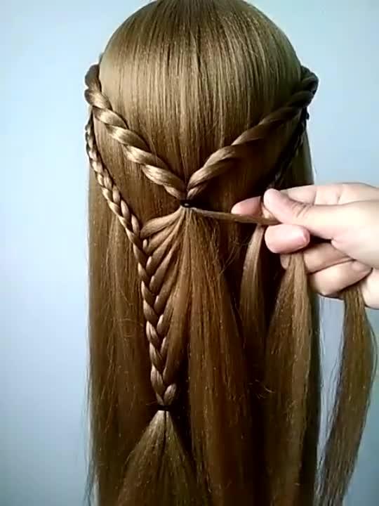 巨蟹座的宝宝发型图片