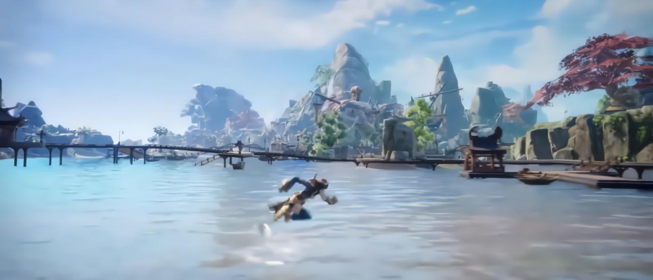 《剑灵》正统续作《剑灵2》公布