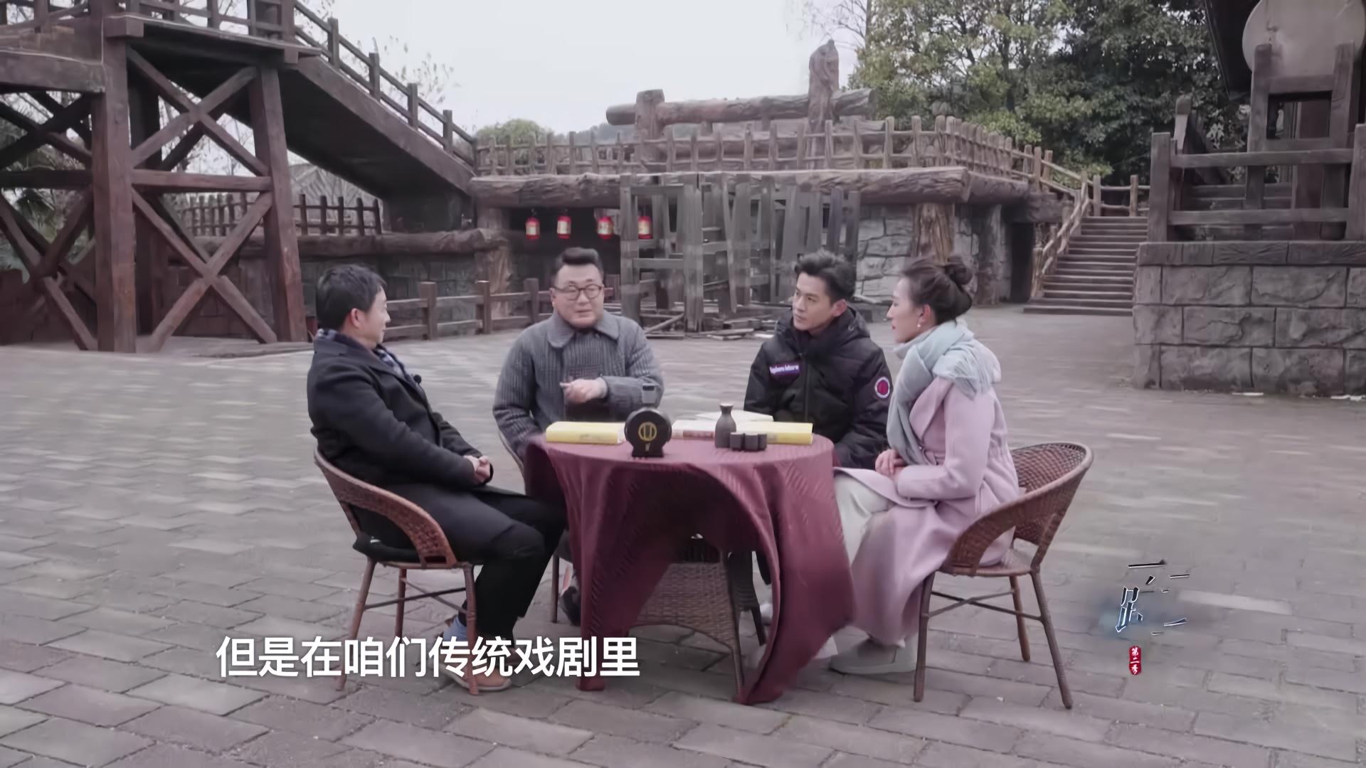 """乔振宇为何独爱""""奸臣""""曹操?雪中吟诗展乔郎非凡气质"""