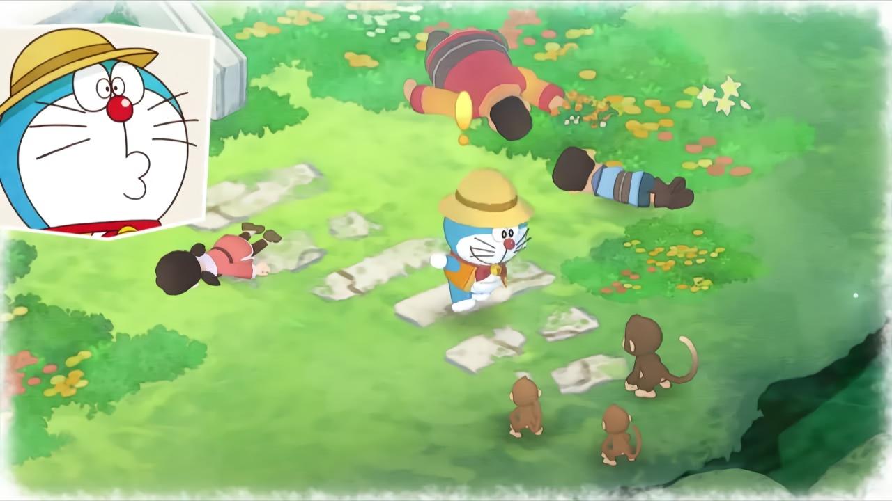 Switch平台新作《哆啦A梦牧场物语》首部PV