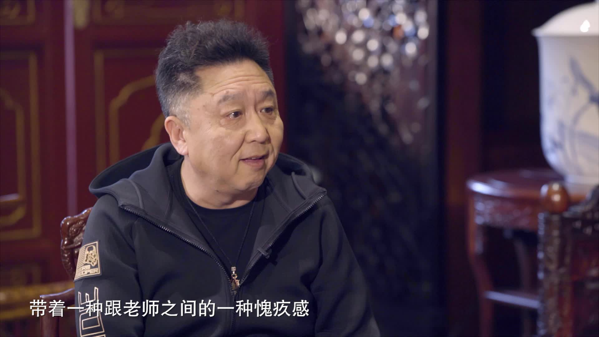 """《舍得智慧讲堂》专访于谦(上):我还陷在""""苗宛秋""""里"""
