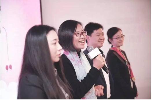 (大V店:中国女性亲子教育创业者沙龙)