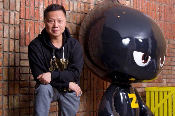 站酷创始人、CEO梁耀明