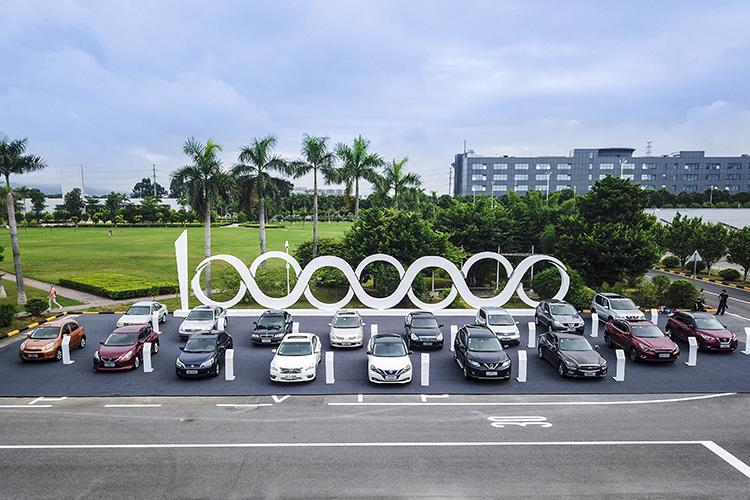 轩逸·纯电开启东风日产后千万时代 新能源市场格局或生变