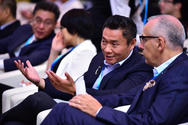 新浪网高级副总裁、新浪体育总经理魏江雷