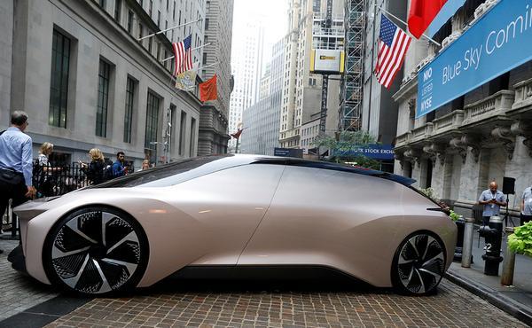 蔚来汽车存在数据安全问题 未来发展遇挑战