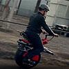 美国发明世界首款独轮摩托车