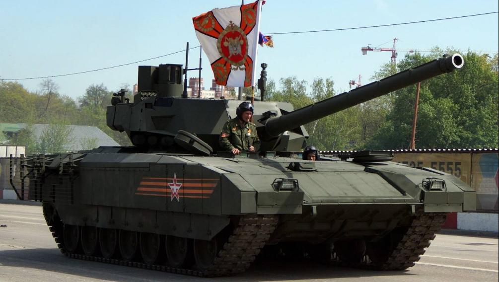 巴铁定制版巨炮曝光 印度:买1700辆T-14也没用