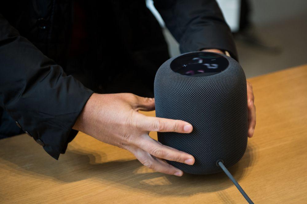 苹果宣布HomePod音箱将于明年初在中国上市