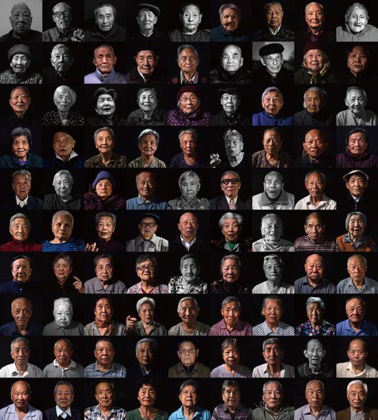 2018南京大屠杀幸存者群像实录