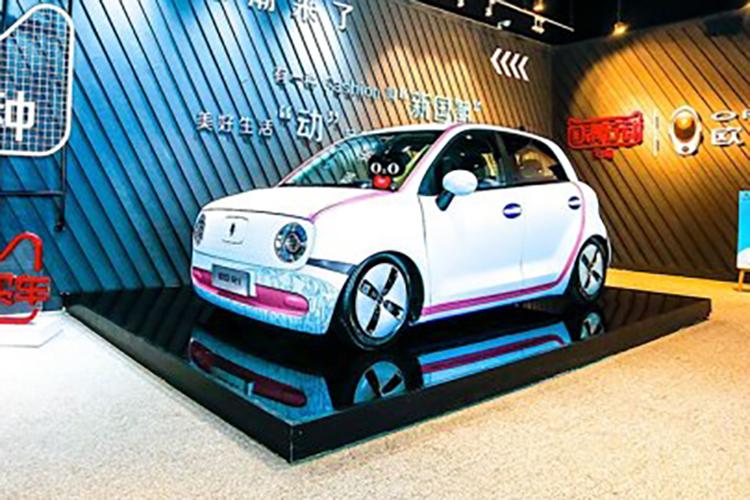 欧拉R1上市 补贴后售5.98万元起/旨在满足代步需求