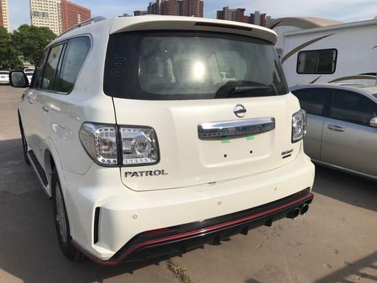 2020款途乐Y62北京现车图片参考