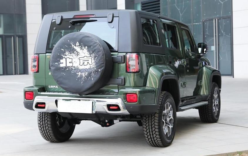 北京汽车BJ40最新报价 性能让利钜惠