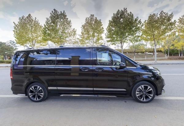 车_18款奔驰v260现车豪华商务房车专业改装
