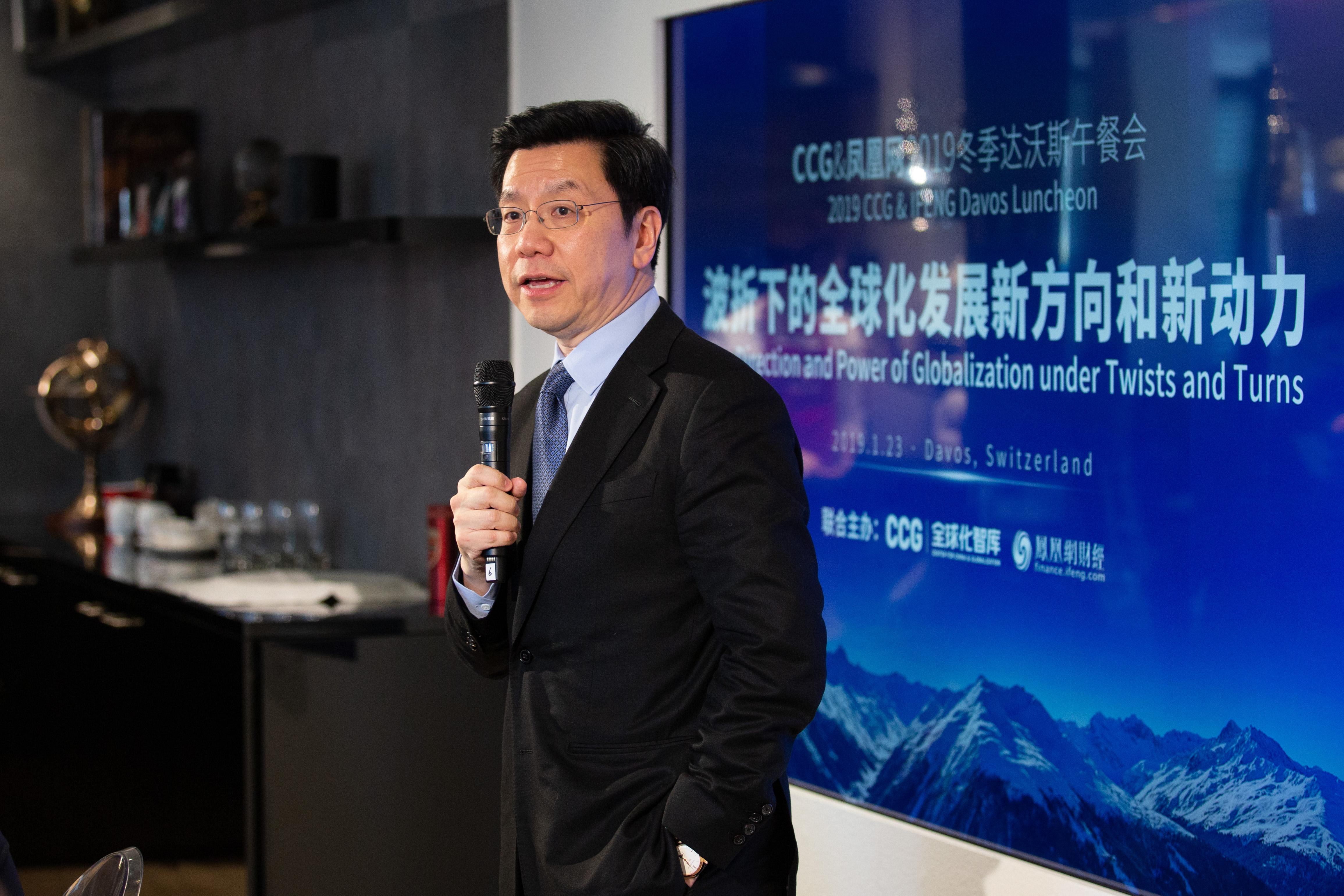 李开复:五年后中国将在这一领域超过美国 (图)