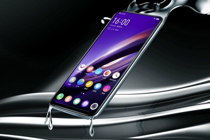 vivo apex 2019概念手机采用一体式设计