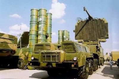 在今年秋季前俄将向土耳其供应S400导弹系统