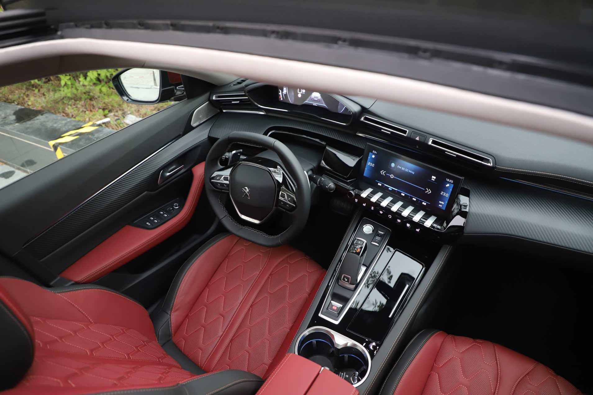 看新一代东风标致508L如何做中高级轿车市场破局者_七星彩澳客