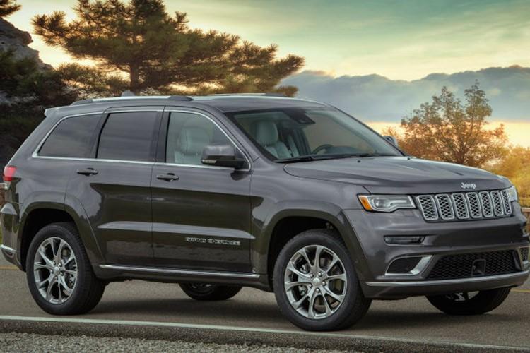 Jeep将推出全新大型SUV 配备三排座椅定位高于大切诺基