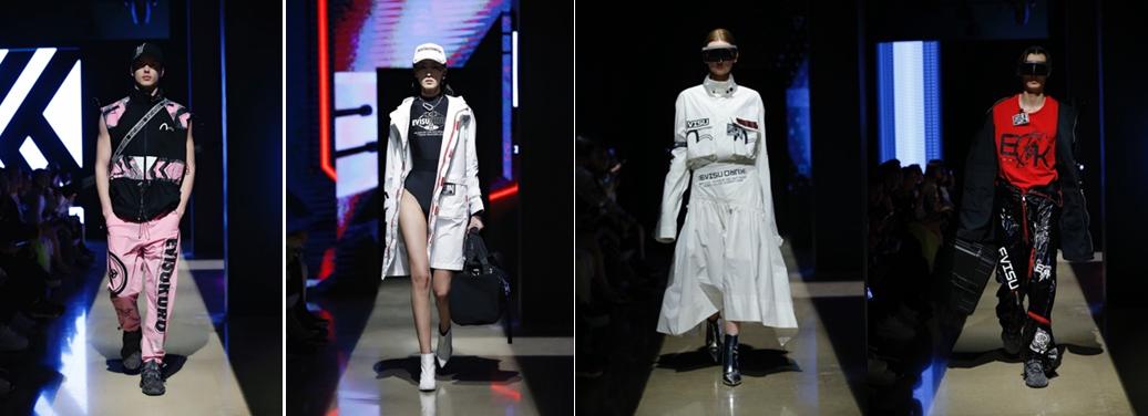 EVISU与黄子韬在这个春夏再次颠覆潮流-EVISU19 春夏时装秀及潮流派对