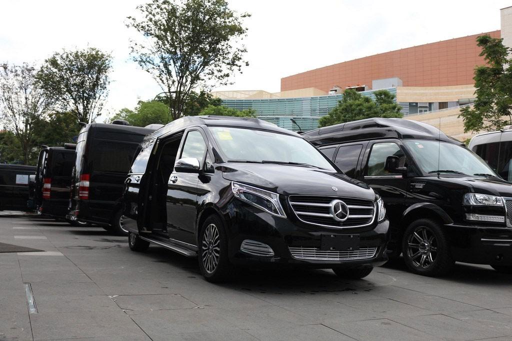 杭州市奔驰威霆vito商务车改装价格及配置单