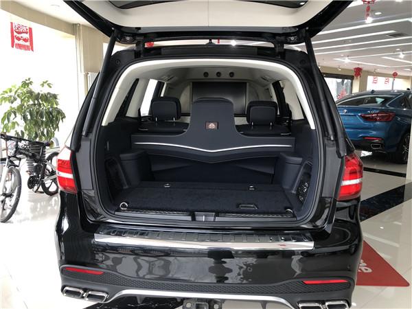 19款加长版奔驰GLS450 最豪华商务5米9热卖