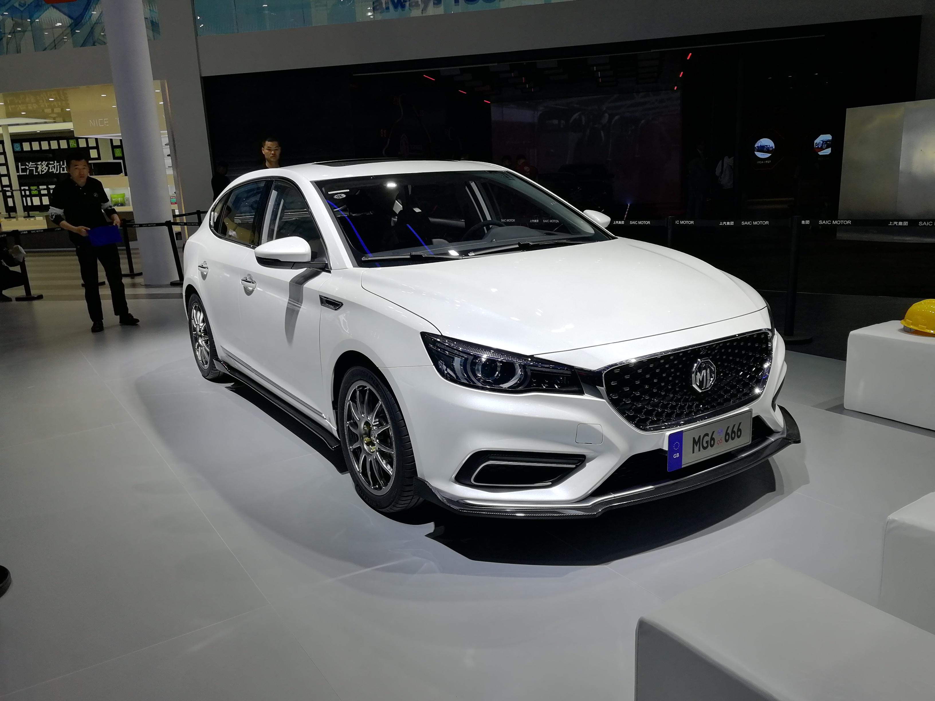 MG将推出2019款MG6改装版