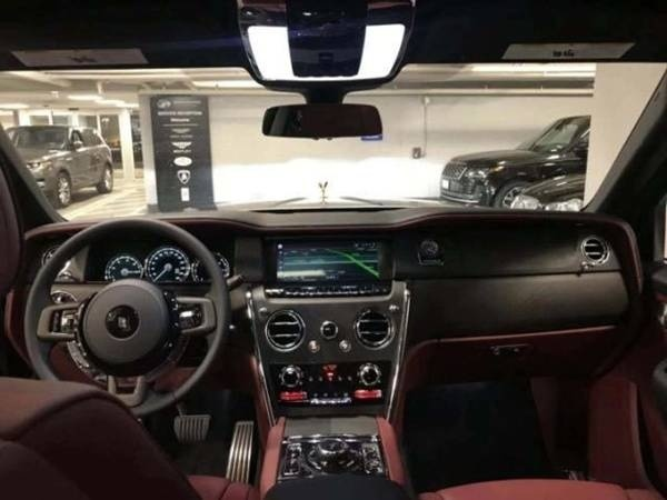 2019款劳斯莱斯库里南评测体验 豪华SUV