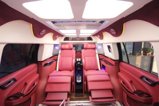 一路旅途尊享舒适 GMC加长车特工白宫一号上海将策专卖