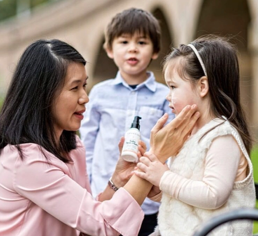 从二宝妈到品牌创始人 澳大利亚第六代华人创办Lovekins引关注