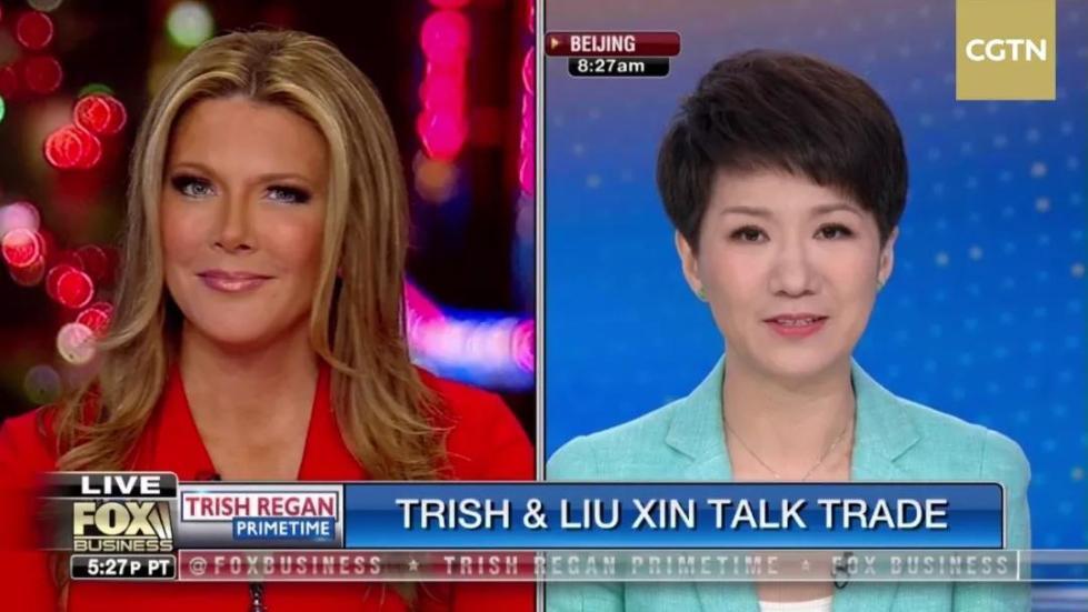 3大关键词读懂中美女主播辩论:对话不对抗 平等不傲慢