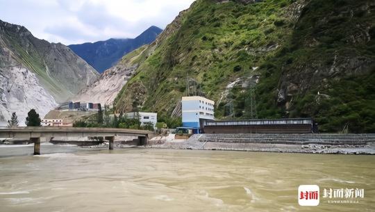 """大渡河上的比特币""""矿场"""":建进水电站"""