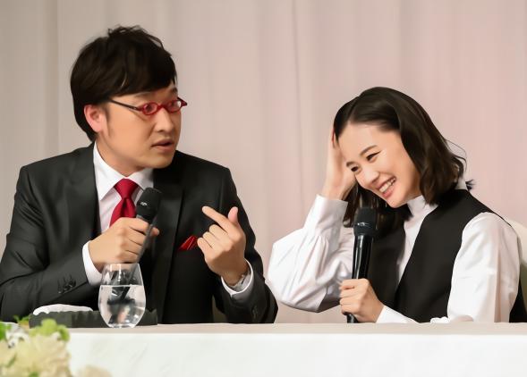 苍井优自曝闪婚喜剧演员原因 否认未婚先孕