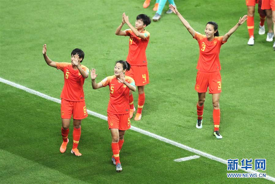 女足世界杯首胜!中国女足1-0胜南非 前锋李影一剑封喉