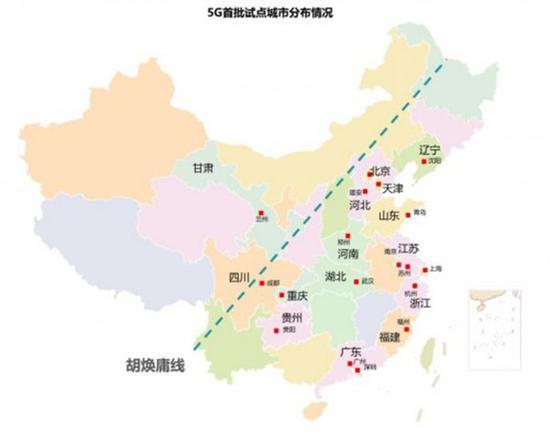 图片来自《2019中国首批5G试点城市通信产业发展潜力研究白皮书》