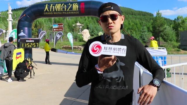 专访坡沸跑领队杨波:右腿拉伤影响状态 经历了最大的风