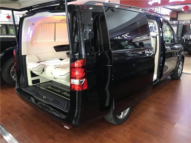2018款奔驰麦特斯2.0T 豪华商务旅行首选