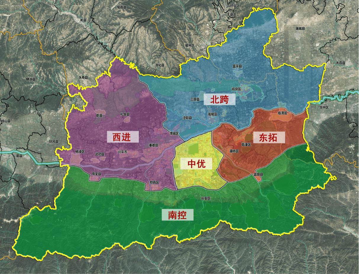 西安城市人口_两小时穿越秦岭到武汉,西武高铁陕西段即将开工