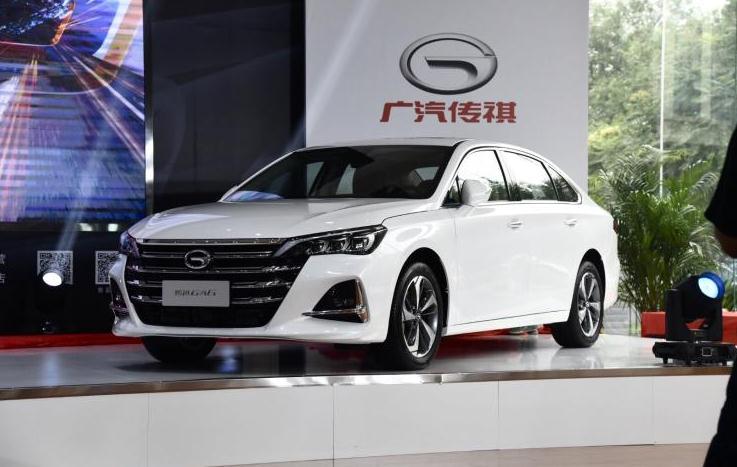 全新一代传祺GA6预售11.68-16.98万 配置大幅提升