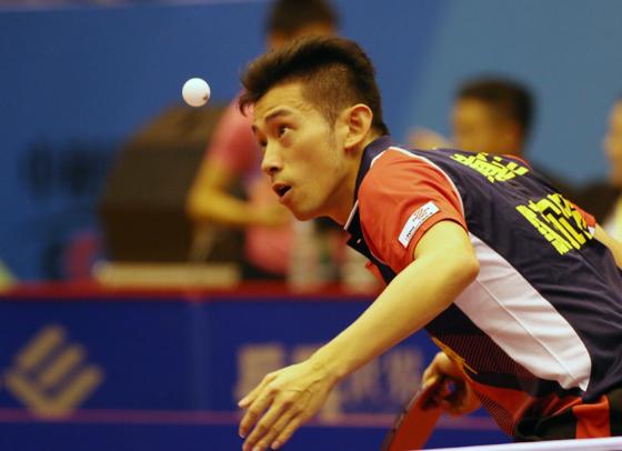 乒超男团首轮:安徽朗坤主场0:3不敌霸州海润