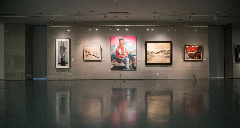 财经资讯_江南如画——中国油画作品展(2017)