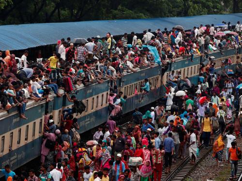 """亞洲""""四小龍""""即將變成""""五小龍"""" 孟加拉國將躋身經濟快速增長的亞洲經濟體行列"""